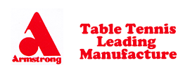 Armstrong Table Tennis Leading Manufacture